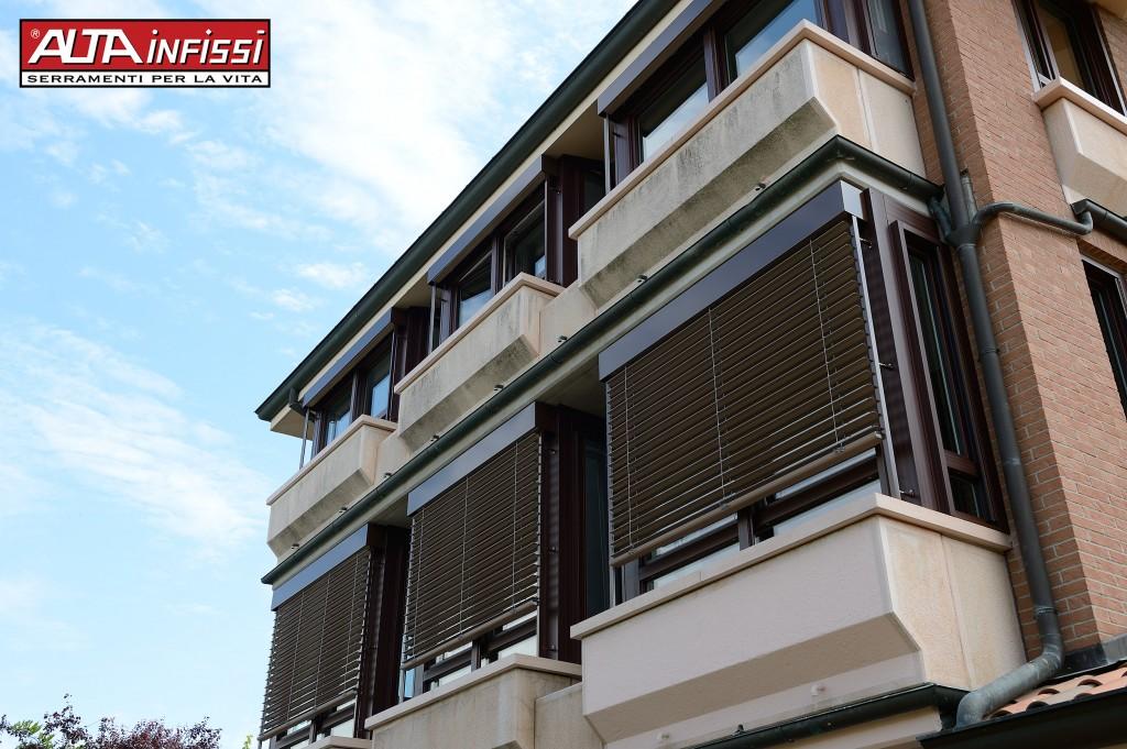 Stunning Chiusura Terrazzo Con Veranda Photos - House Design Ideas ...