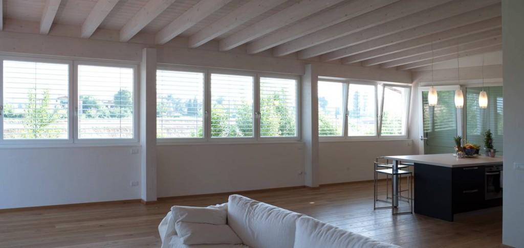 Altainfissi srl finestre in pvc a reggio emilia for Costo serramenti pvc
