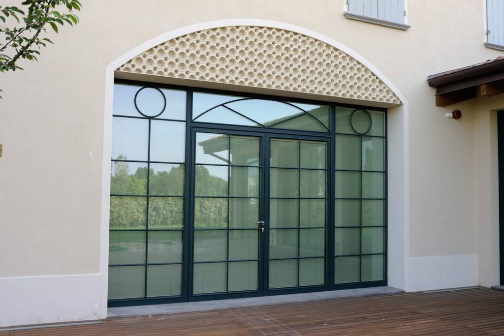 Altainfissi srl finestre in acciaio a reggio emilia - Finestre in acciaio ...