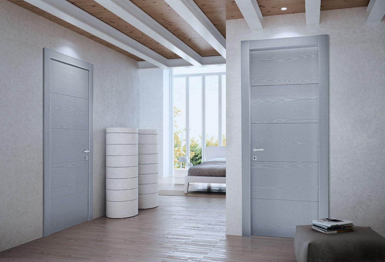 Altainfissi Srl  Porte interne in legno a Reggio Emilia e ...