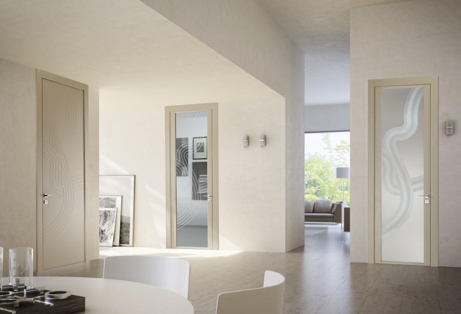 Altainfissi srl porte interne in legno a reggio emilia e - Porte in alluminio per interni prezzi ...