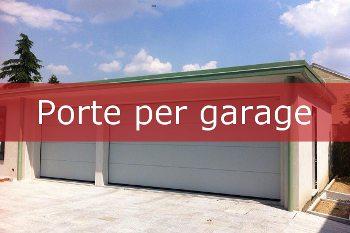 sezionali garage